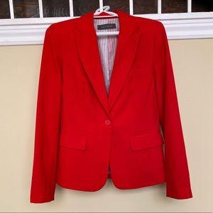 SUZY Red Blazer